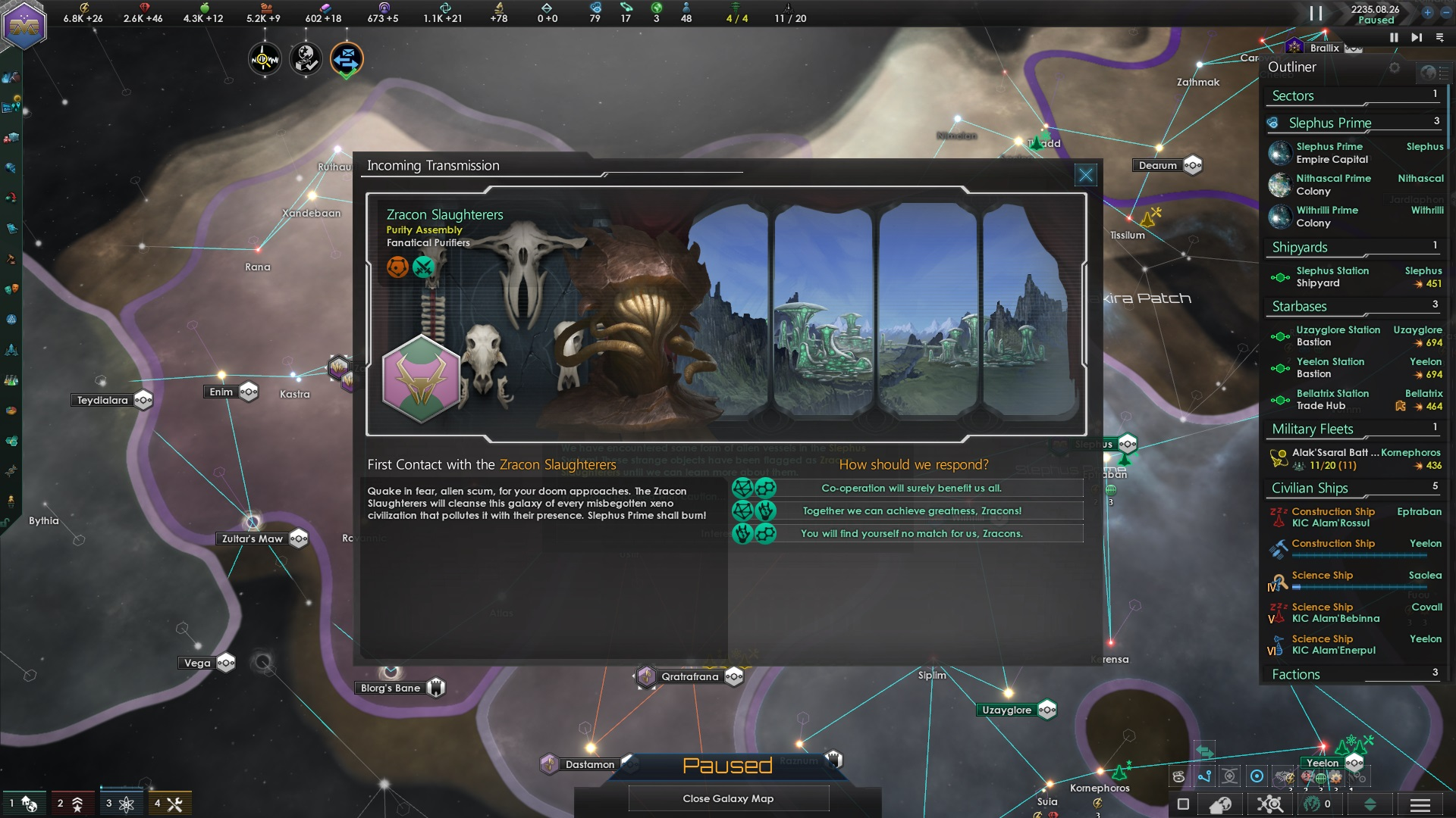 Stellaris 2 2 Review – The 4Xplorer
